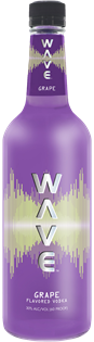 Wave Vodka Grape 1.00l - Case of 12